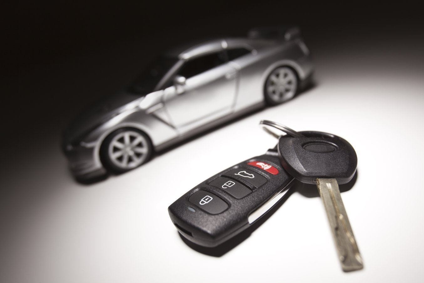 Автомобиль без ключа зажигания