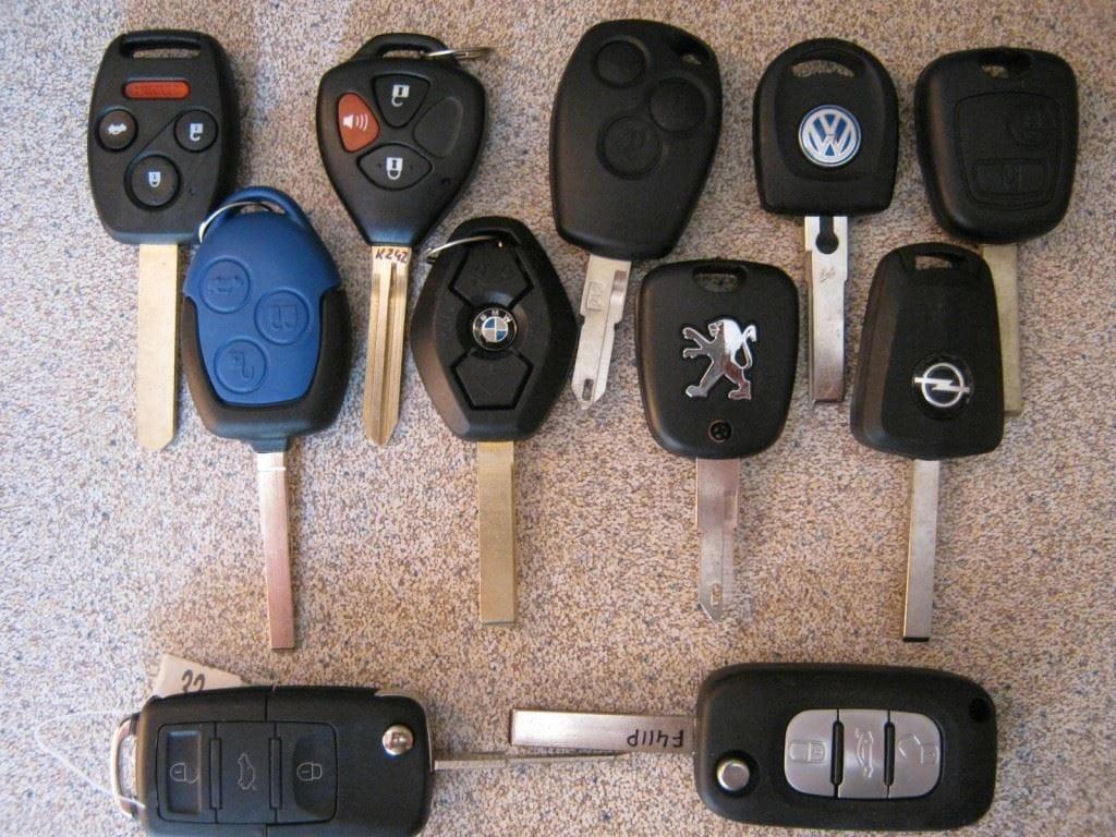 Дубликат ключа с иммобилайзером