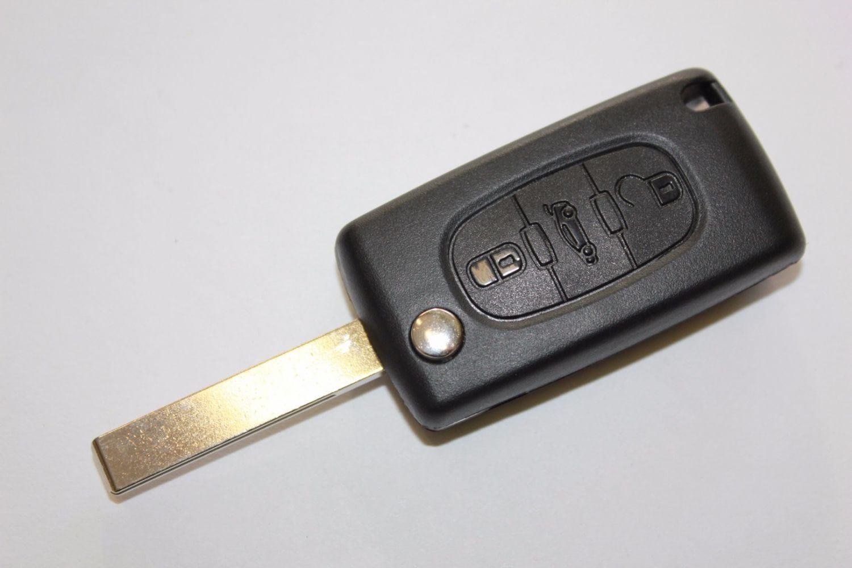 Изготовление ключа зажигания с чипом