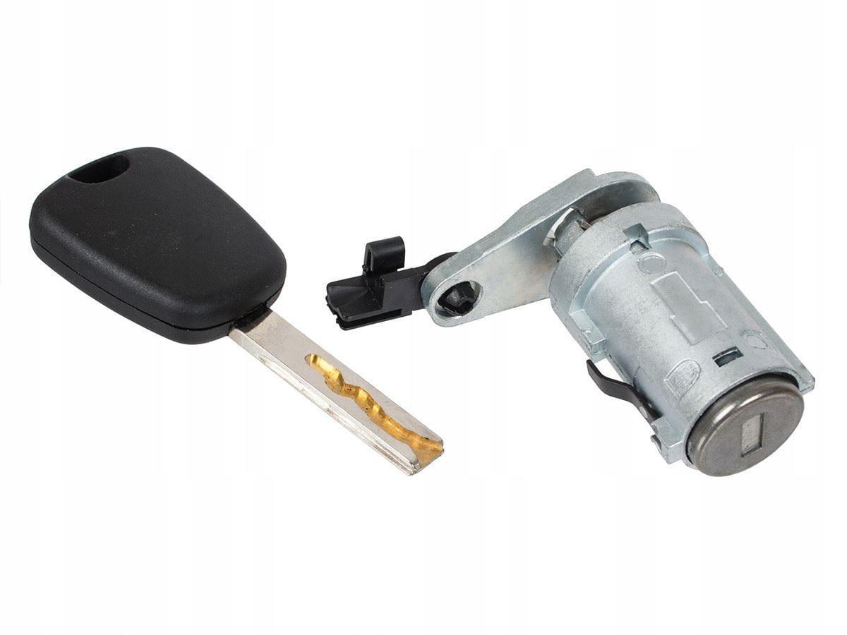 Изготовление ключей по личинке замка автомобиля
