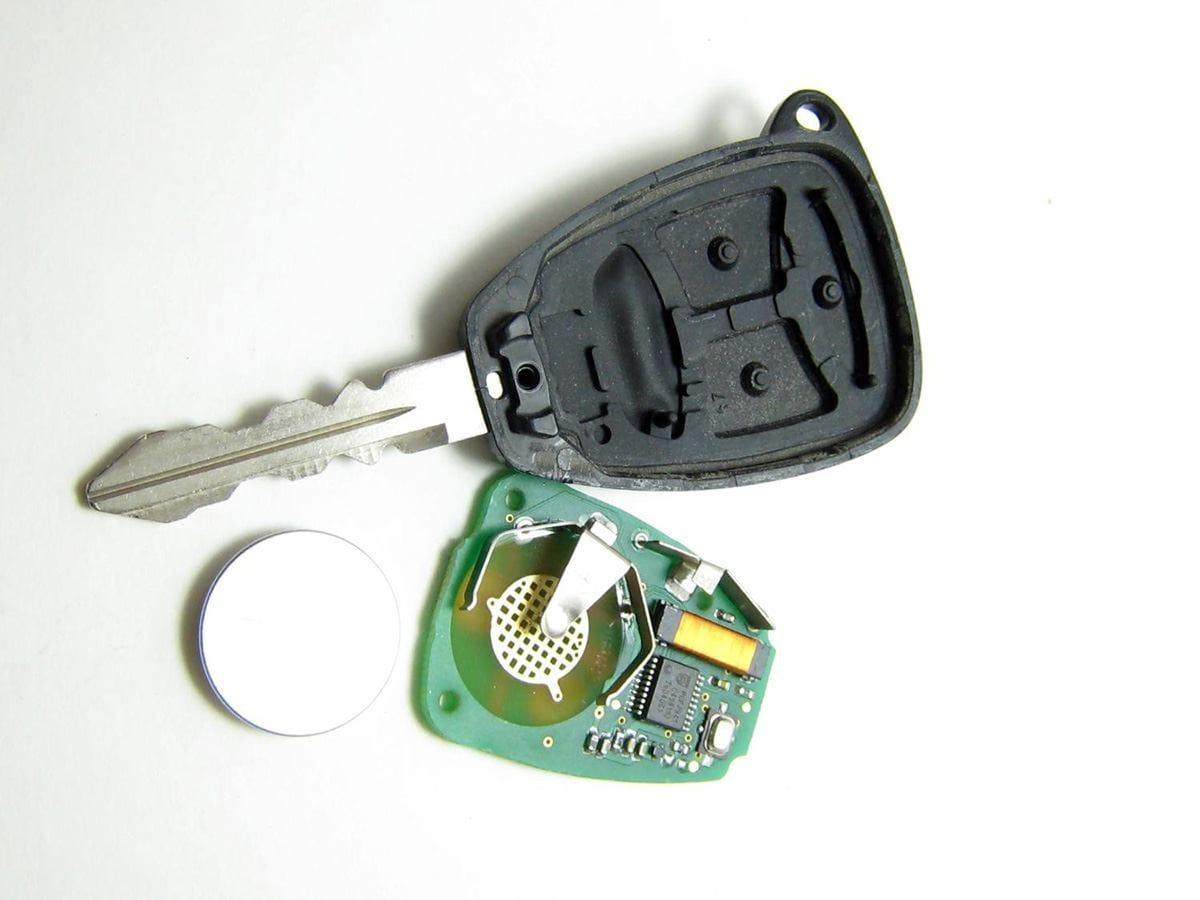 Как можно восстановить ключи от машины