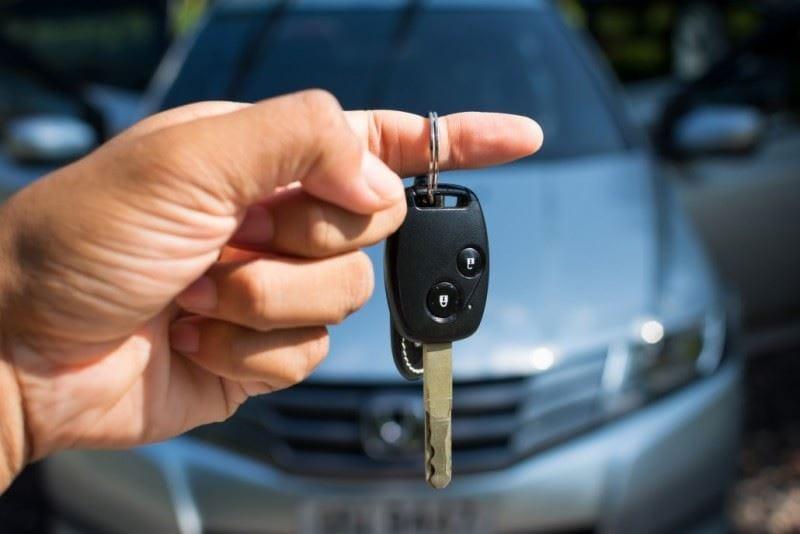 Почему не работает ключ от машины