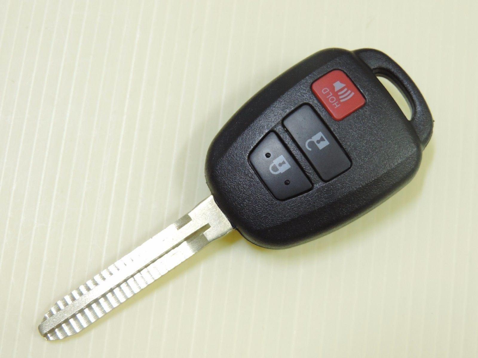 Потерял запасной ключ от машины