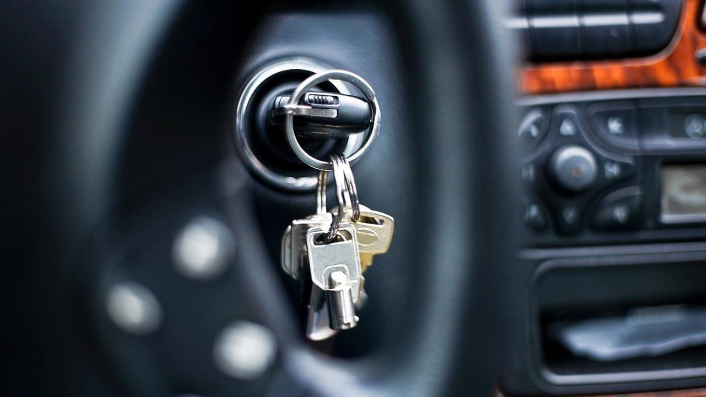 Ремонт автомобильных ключей зажигания
