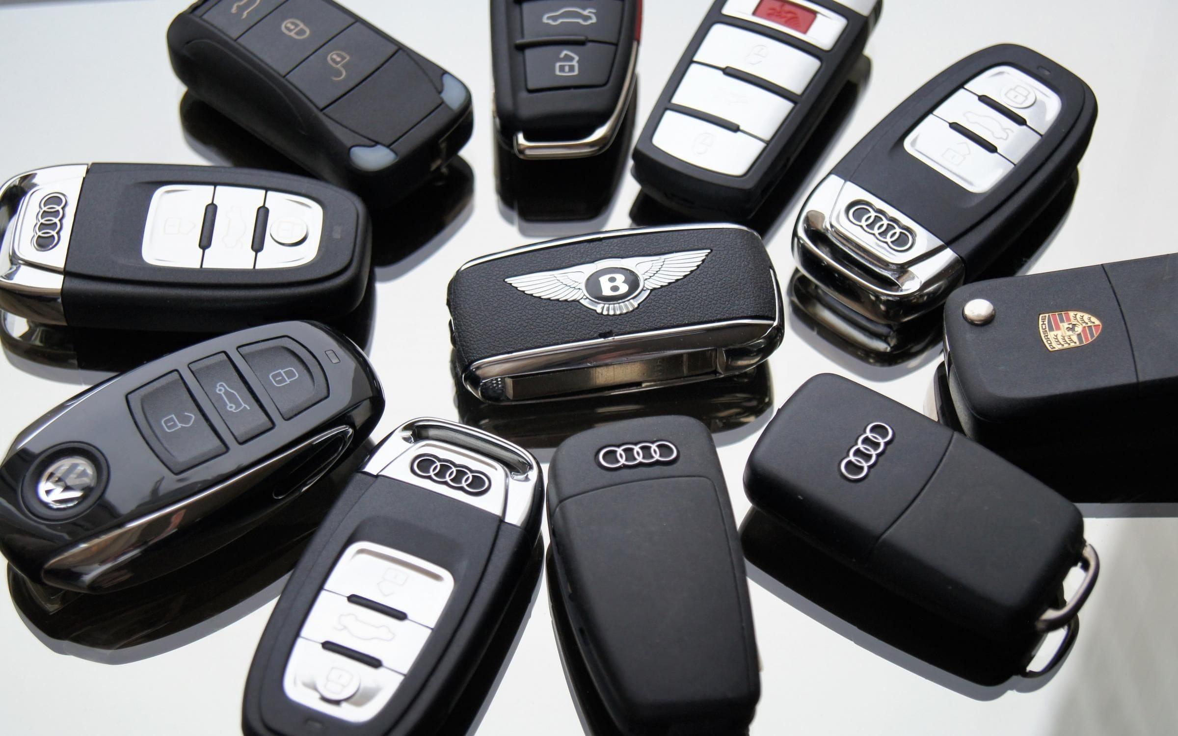 Ремонт автоключей с чипом