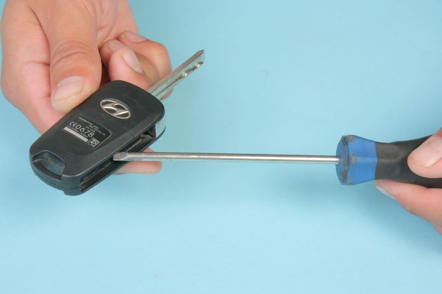 Сломался ключ от машины что делать